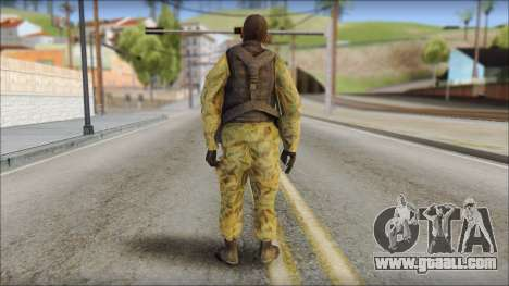 Afganistan Forces for GTA San Andreas second screenshot