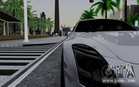 ENBSeries for weak PC v3 [SA:MP] for GTA San Andreas third screenshot