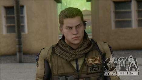 Piers Nivans v1 for GTA San Andreas third screenshot