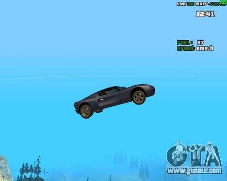 Crazy Car for GTA San Andreas third screenshot