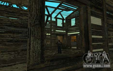 The house of Call of Duty 4 for GTA San Andreas third screenshot