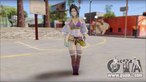 Lebreau From Final Fantasy for GTA San Andreas