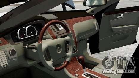Cadillac DTS 2006 v1.0 for GTA 4 right view