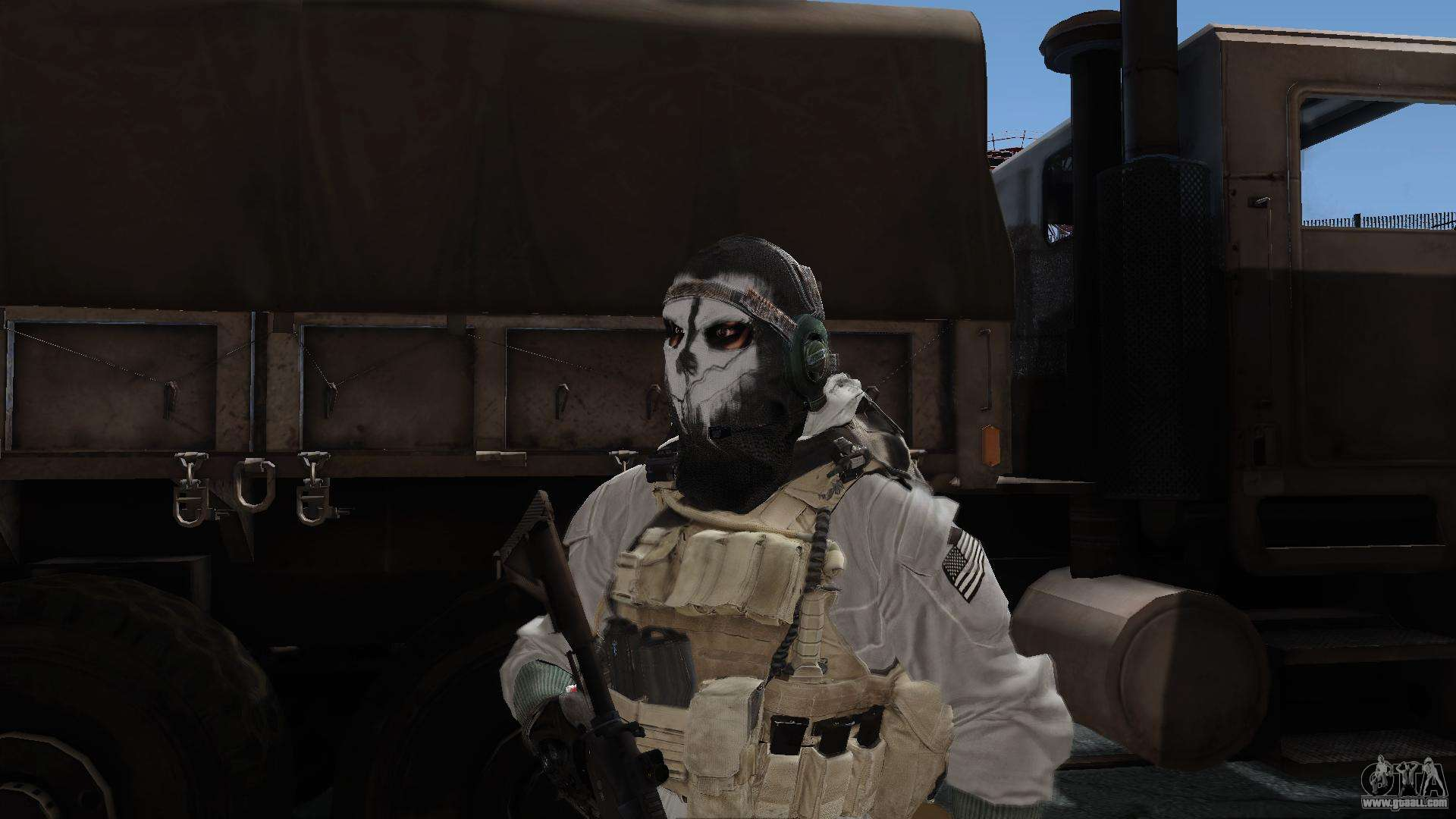 Army Ghost v1 for GTA ...