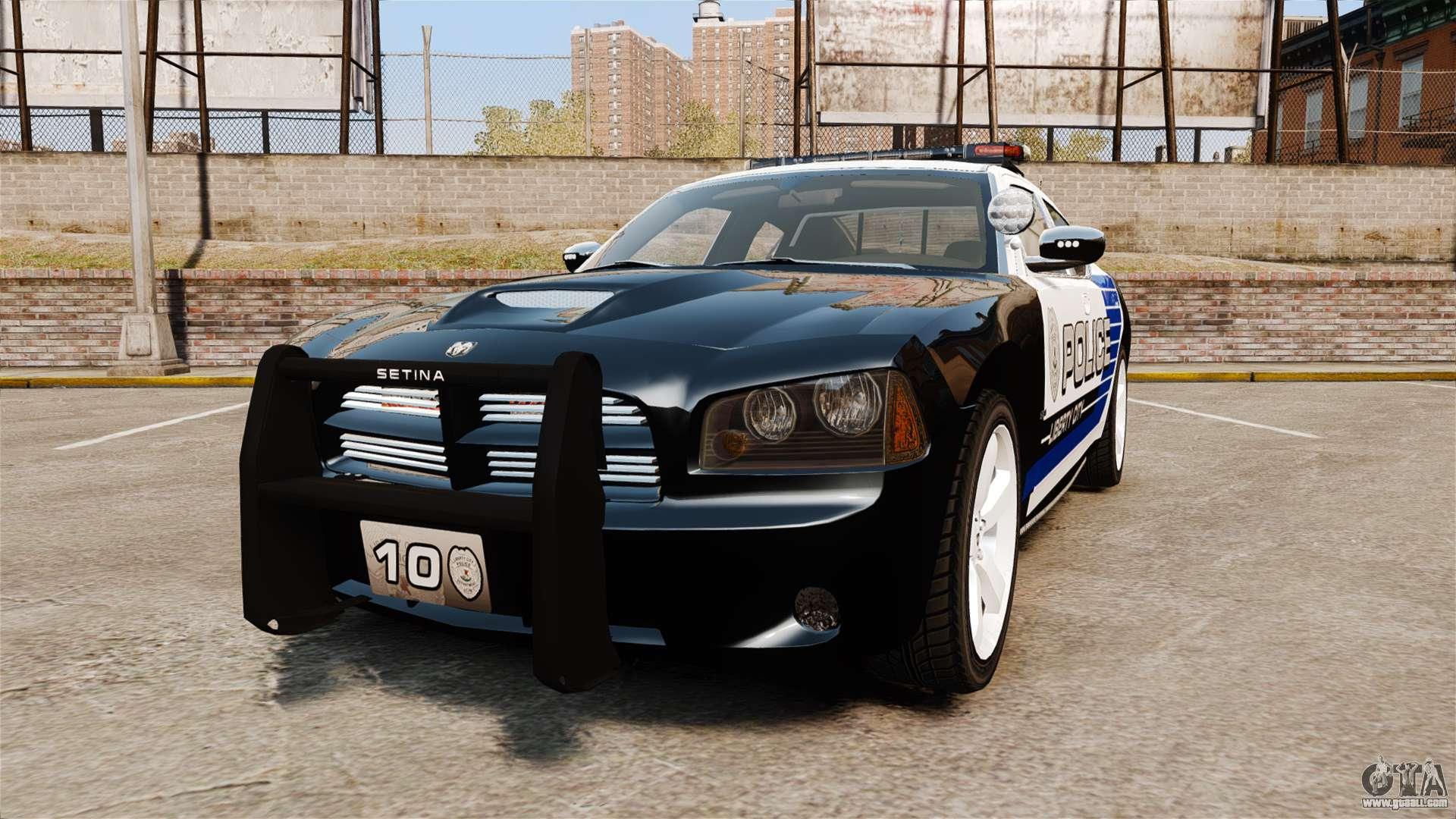 Dodge Charger Srt8 2010 Els For Gta 4