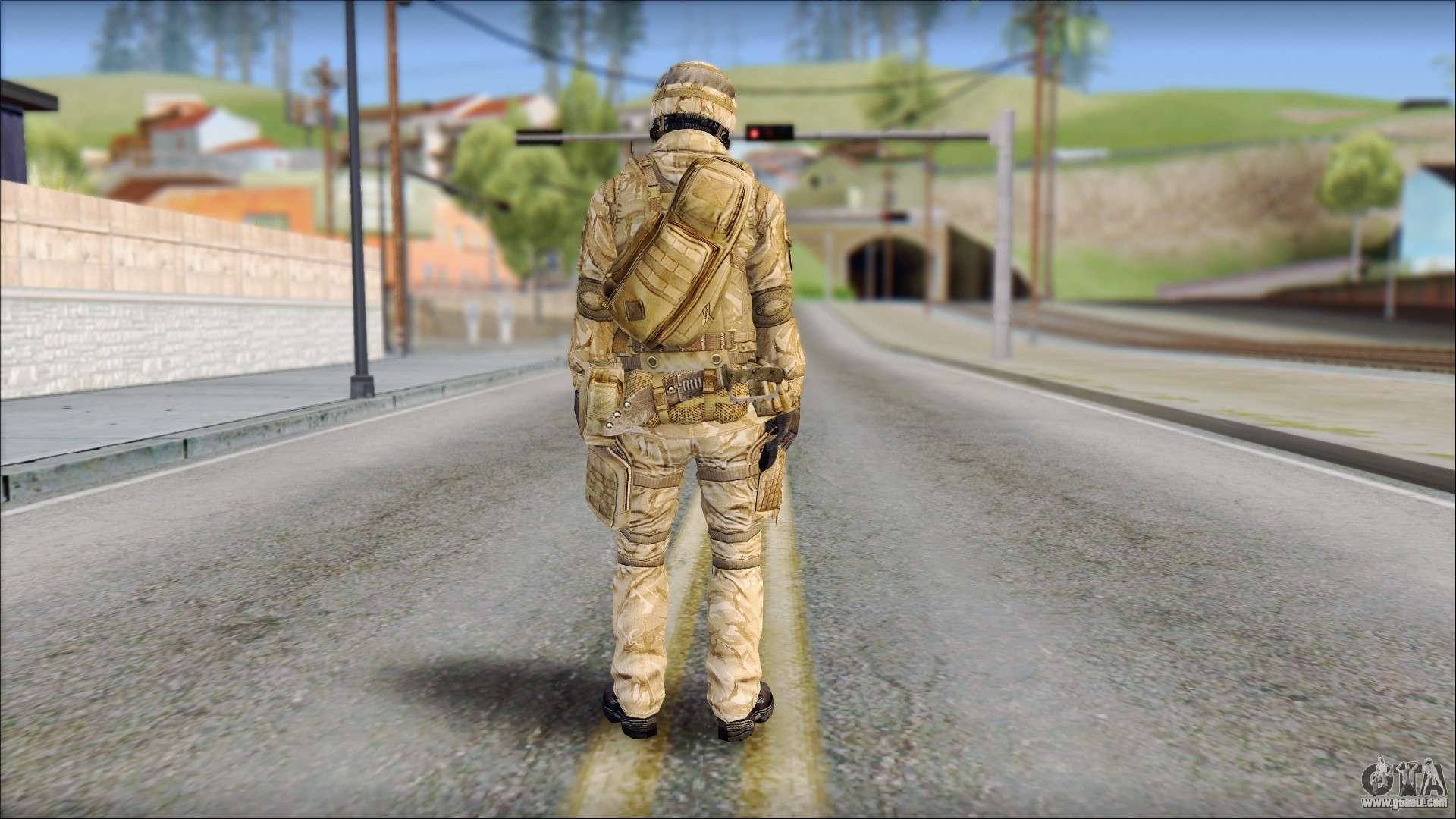 Desert Sas From Soldier Front