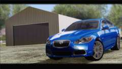 Jaguar XFR v1.0 2011 for GTA San Andreas