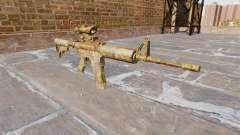Automatic carbine MA Skol Camo