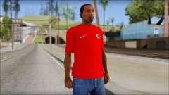 Turkish Football Uniform v4