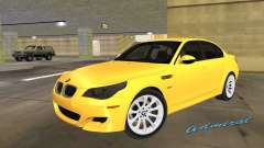 BMW M5 E60 for GTA Vice City