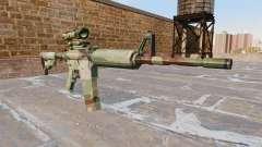 Automatic carbine MA NATO Camo