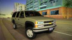Chevrolet Suburban 1996 GMT400 for GTA Vice City