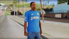 Chelsea FC 12-13 Home Jersey