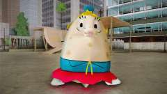 Mrs. Puff from Sponge Bob for GTA San Andreas