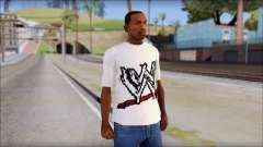 WWE Logo T-Shirt mod v1 for GTA San Andreas