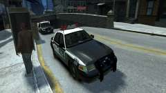 Ford Crown Victoria Police NYPD 2014 for GTA 4