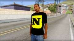 WWE Nexus T-Shirt for GTA San Andreas