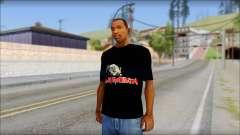 Iron Maiden T-Shirt for GTA San Andreas