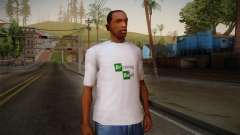 Breaking Bad Shirt for GTA San Andreas