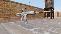 Automatic carbine MA Grey cane Camo