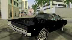 Dodge Charger RT 426 1968 for GTA Vice City