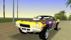 Chevrolet Camaro 1970 for GTA Vice City