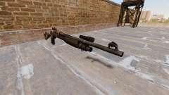 Ружьё Benelli M3 Super 90 zombies