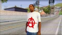 Anarchy T-Shirt v3 for GTA San Andreas