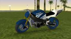 Suzuki GSX-R 1000 StreetFighter for GTA Vice City