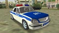 GAZ 31105 Volga DPS