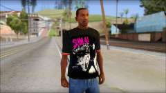 Sum 41 T-Shirt for GTA San Andreas
