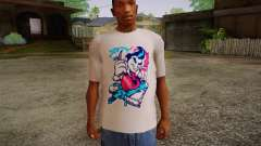 Nick Automatic T-Shirt for GTA San Andreas