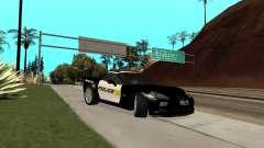 Chevrolet Corvette Z06 Los Santos Sheriff Dept for GTA San Andreas