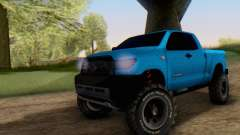 Toyota Tundra OFF Road Tuning Blue Star for GTA San Andreas