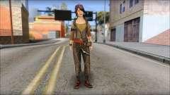 Rebecca for GTA San Andreas