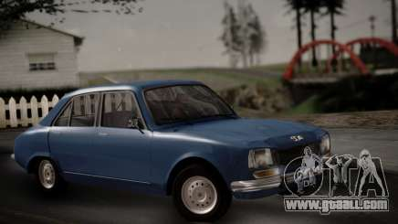 Peugeot 504 for GTA San Andreas