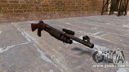 Ружьё Benelli M3 Super 90 art of war for GTA 4