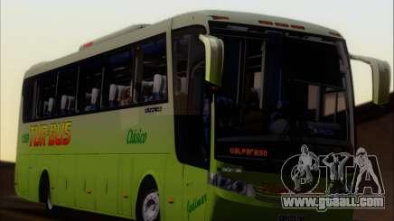 Busscar Vissta LO Scania K310 - Tur Bus for GTA San Andreas