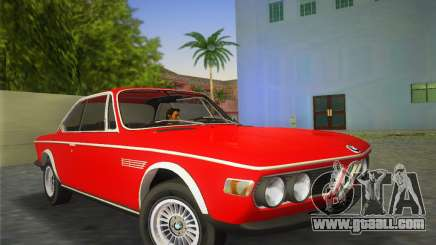 BMW 3.0 CSL 1971 for GTA Vice City