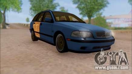 Volvo V40 for GTA San Andreas