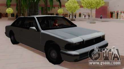 Premier Coupe for GTA San Andreas