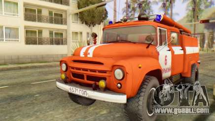 ZIL 130 AC-40 for GTA San Andreas