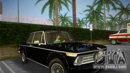 BMW 2002 Tii (E10) 1973 for GTA Vice City