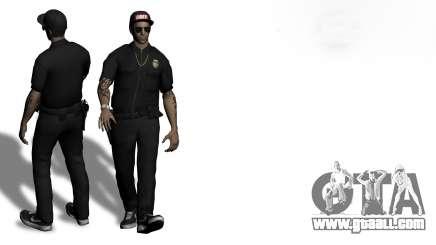 Swag Police for GTA San Andreas