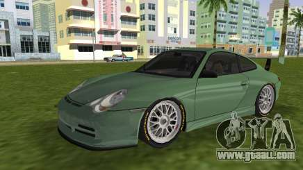 Porsche GT3 Cup 996 for GTA Vice City