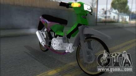Kawasaki Kaze R for GTA San Andreas