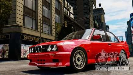 BMW M3 E30 for GTA 4
