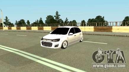 Lada Kalina 2 for GTA San Andreas