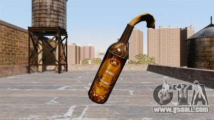 The Molotov Cocktail-Beer Vector- for GTA 4