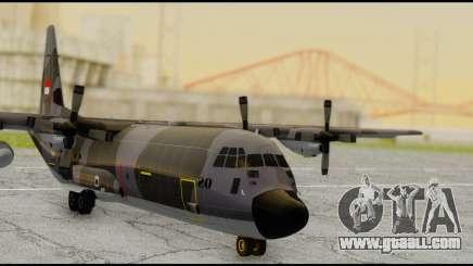 C-130 Hercules Indonesia Air Force for GTA San Andreas